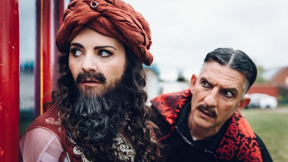 Trailer De Buurtpolitie: Het Circus