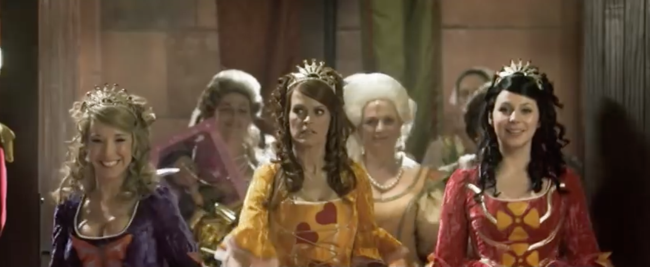 Trailer K3 en het Ijsprinsesje