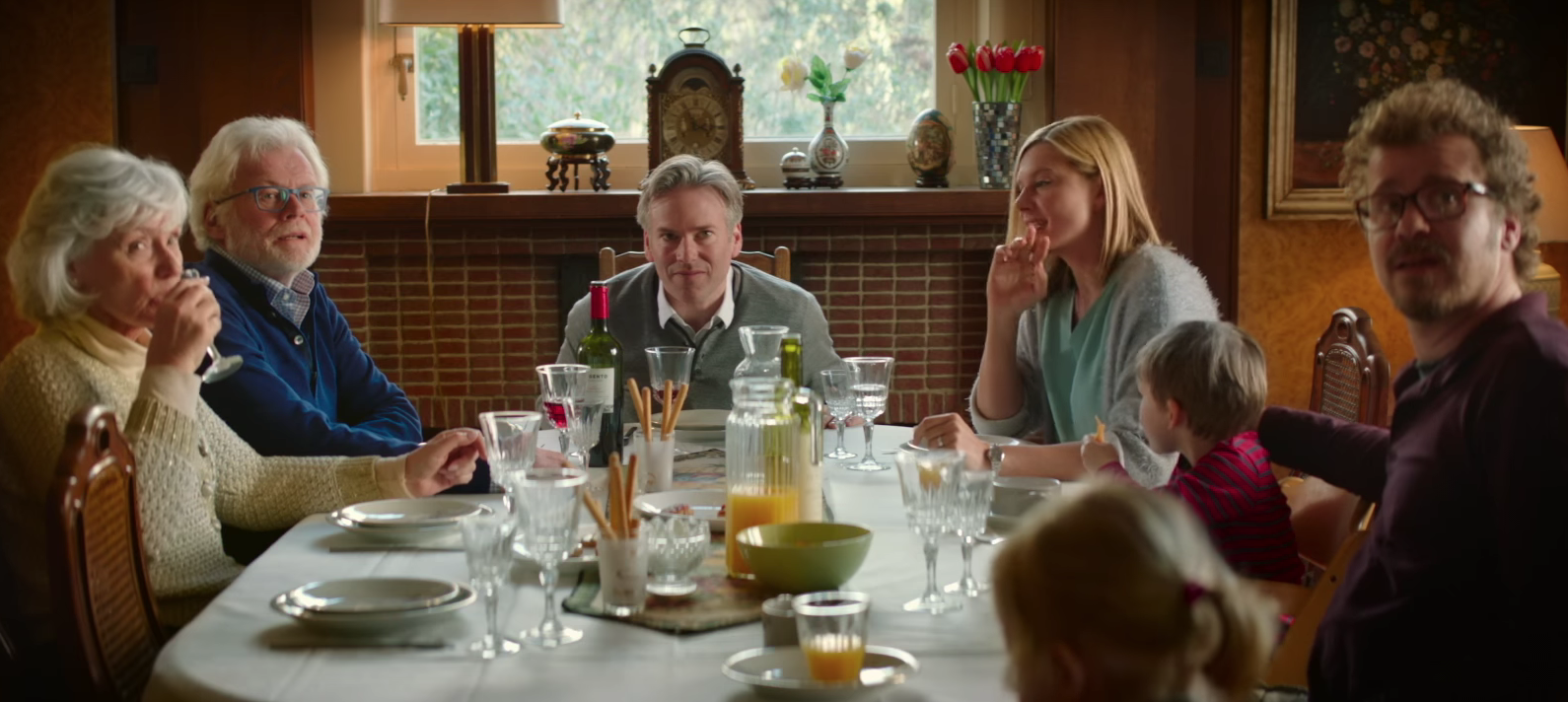 Trailer Allemaal familie