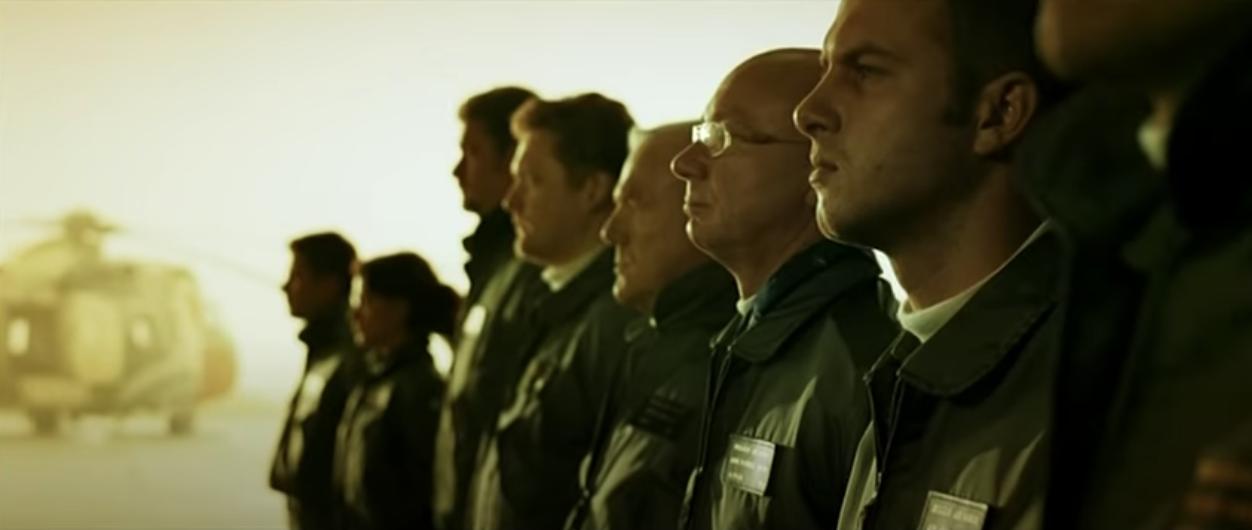 Trailer Windkracht 10: Koksijde Rescue