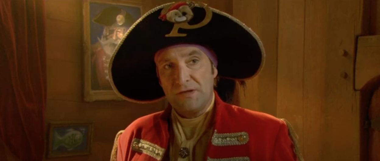 Trailer Piet Piraat en het zwaard van Zilvertand