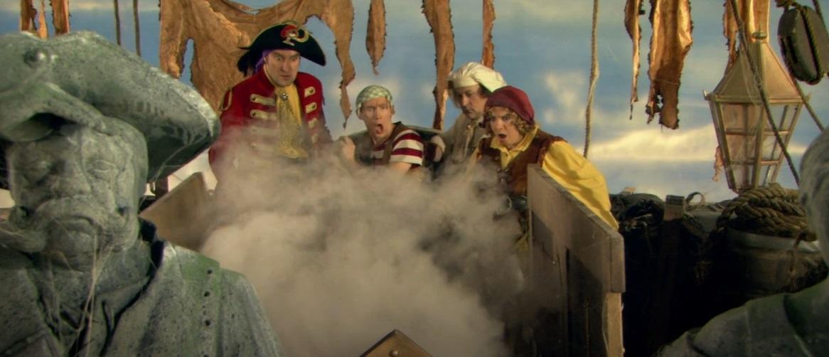 Trailer Piet Piraat en het Vliegende Schip