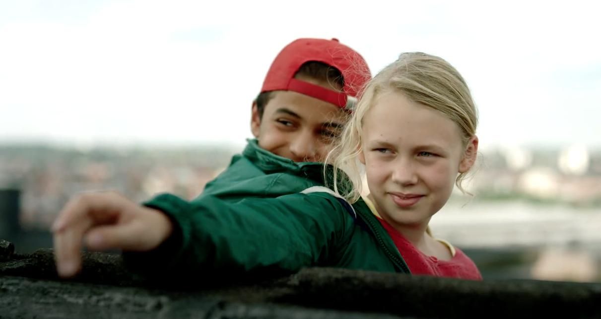 Trailer Rosie & Moussa