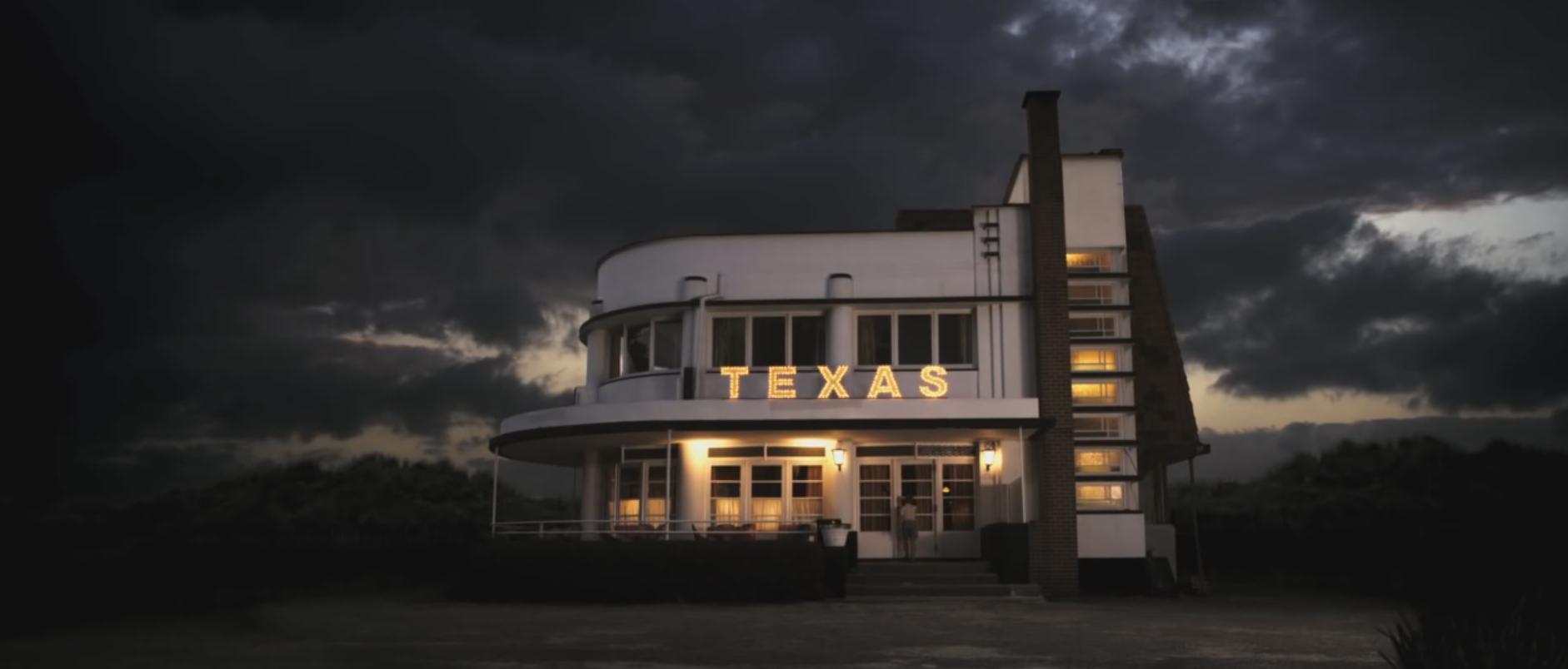 Trailer Noordzee, Texas