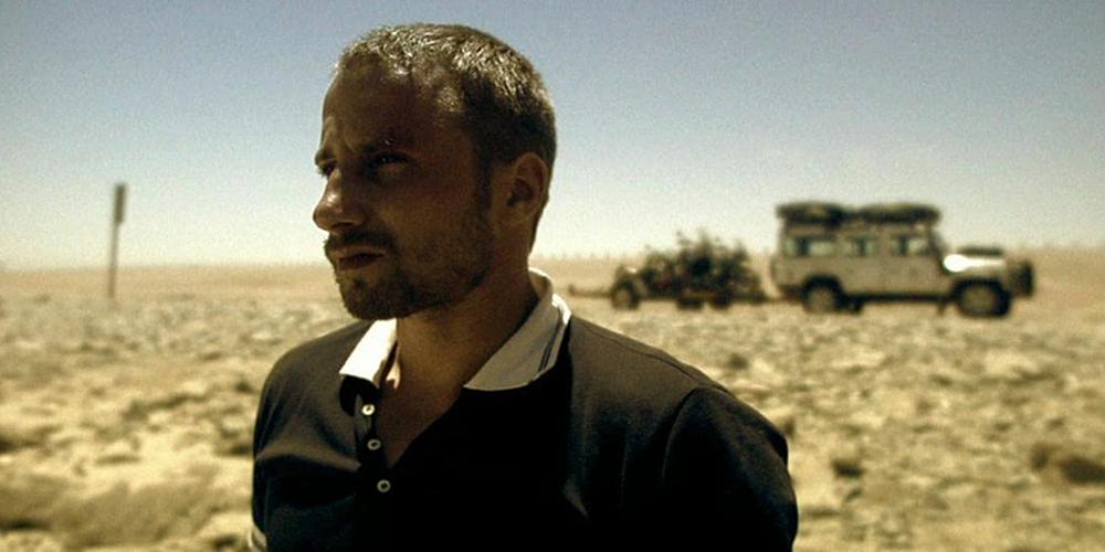 Trailer Los zand