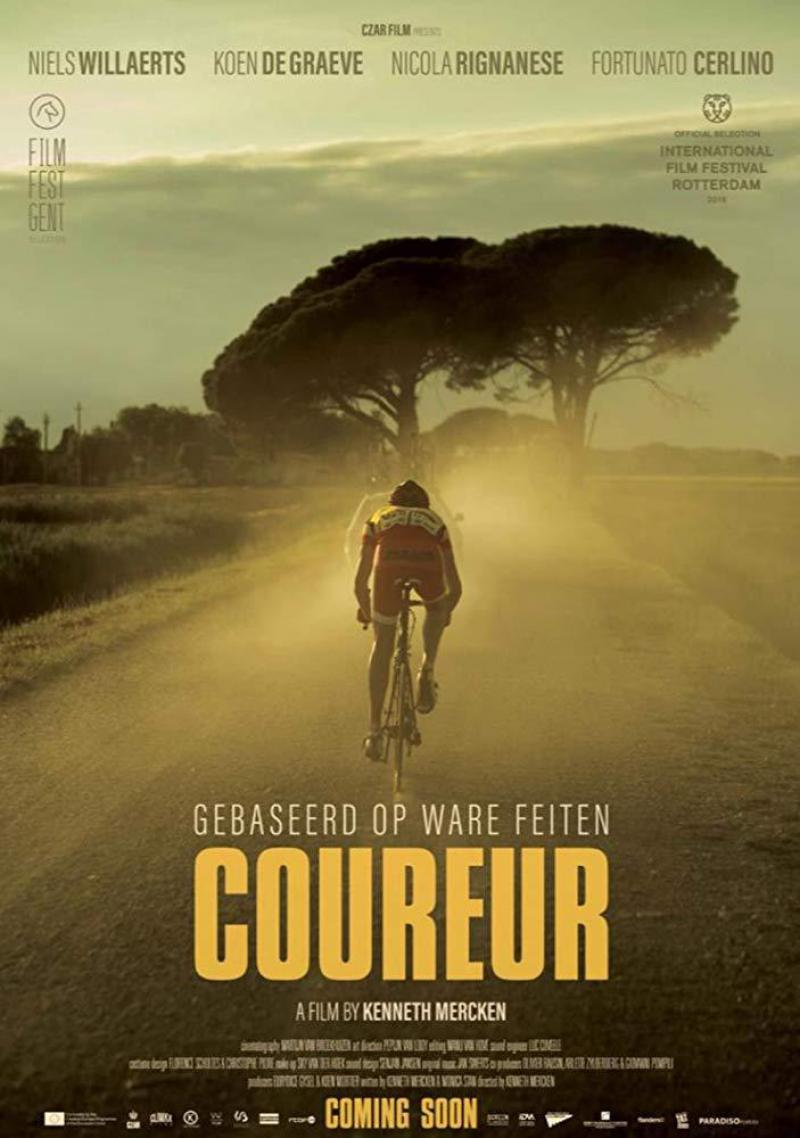 Poster Coureur