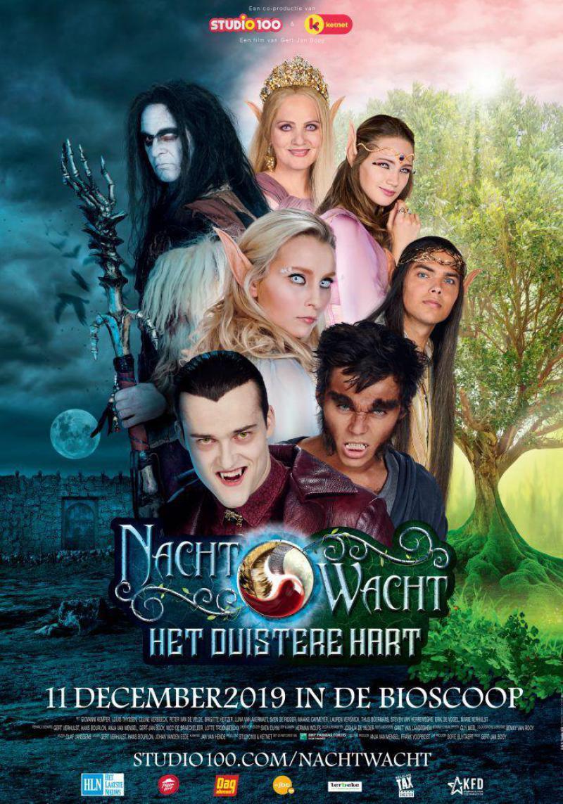 Poster Nachtwacht: Het Duistere Hart