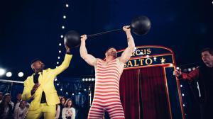 Johan Kalifa Bals in De Buurtpolitie: Het Circus (2019)
