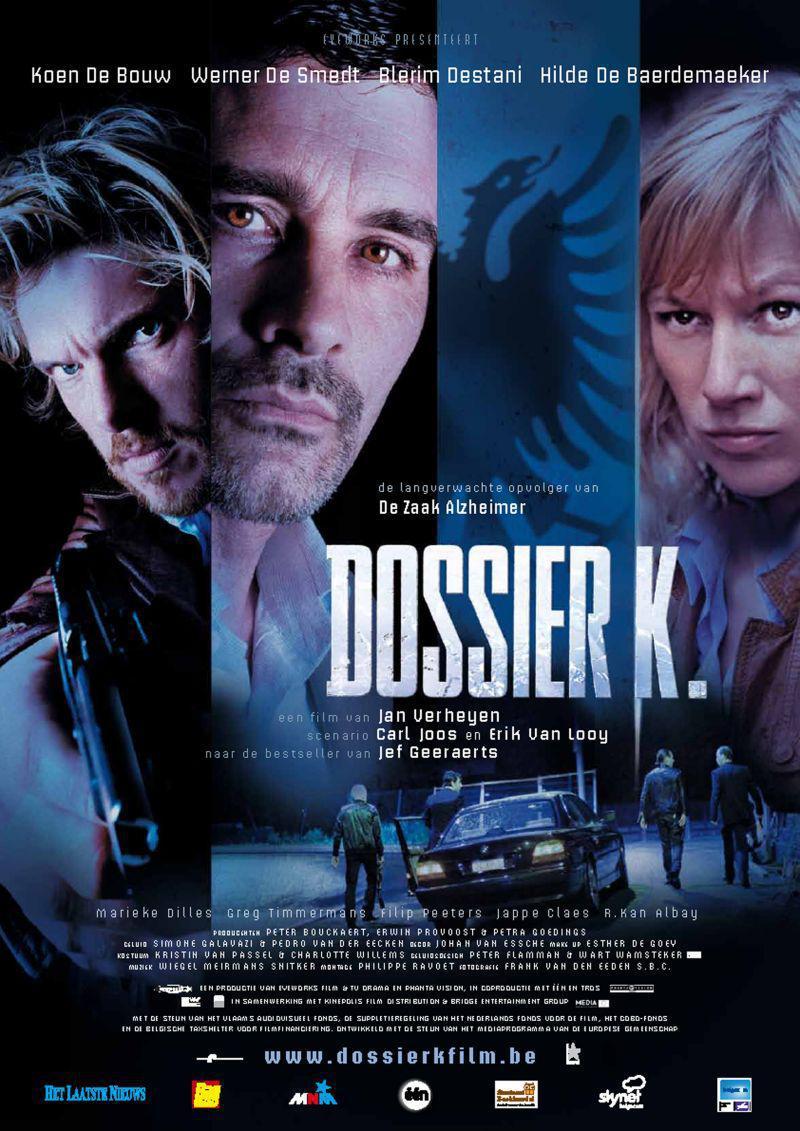 Poster Dossier K.