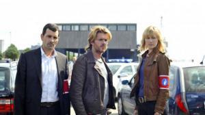 Koen De Bouw, Werner De Smedt, Hilde De Baerdemaeker in Dossier K. (2009)