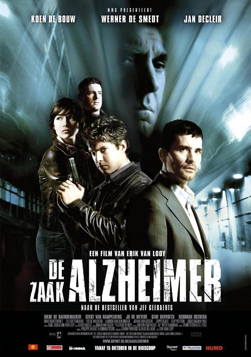 Poster De zaak Alzheimer
