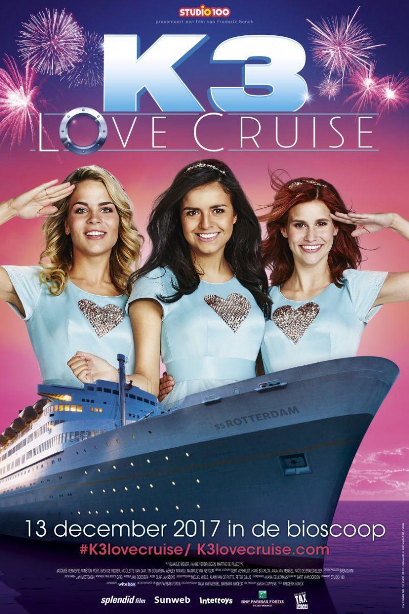 Poster K3 Love Cruise