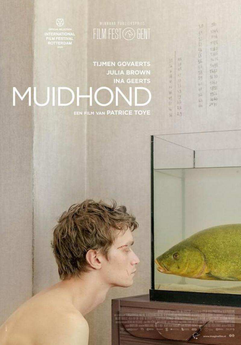 Poster Muidhond