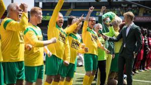 Herman Verbruggen in F.C. De Kampioenen 3: Forever (2017)