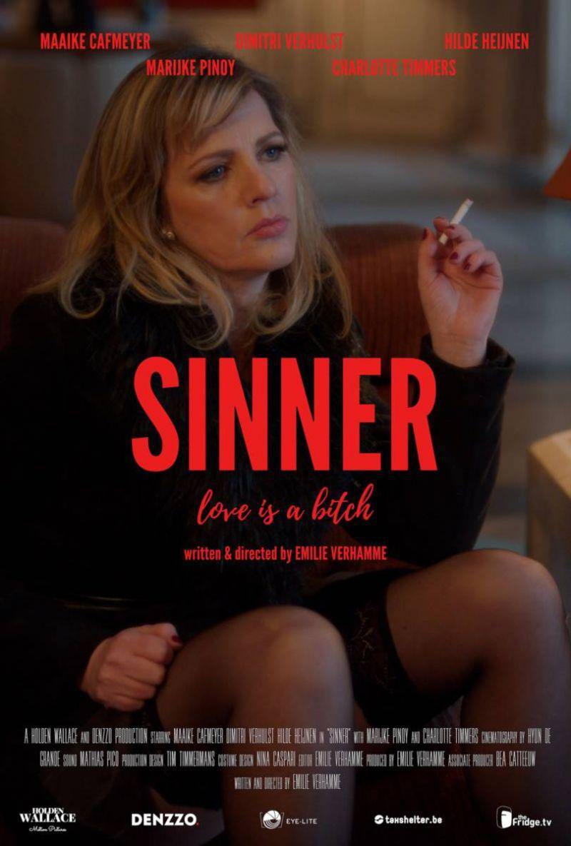 Poster Sinner
