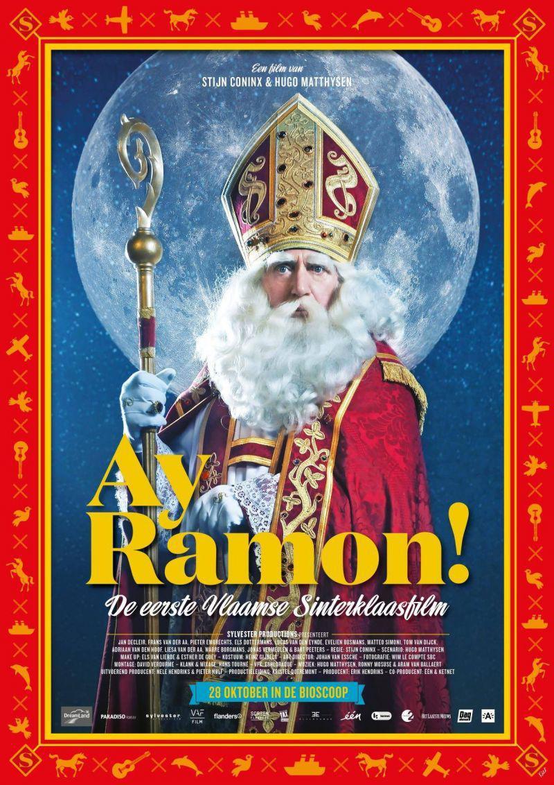 Poster Ay Ramon!