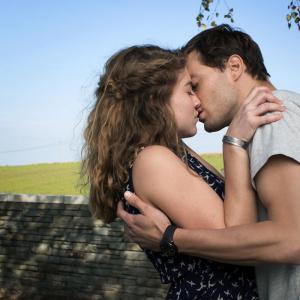 Jamie Dornan, Charlotte De Bruyne in Flying Home (2014)