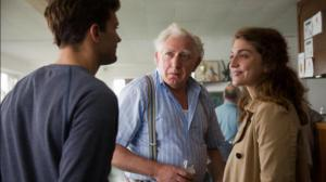 Jan Decleir, Charlotte De Bruyne in Flying Home (2014)