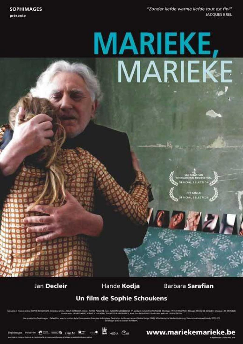 Poster Marieke, Marieke