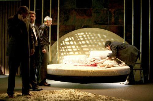 Bruno Vanden Broecke, Koen De Graeve, Filip Peeters, Koen De Bouw in Loft (2008)