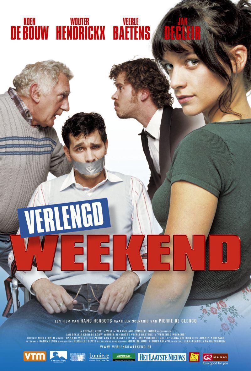 Poster Verlengd Weekend