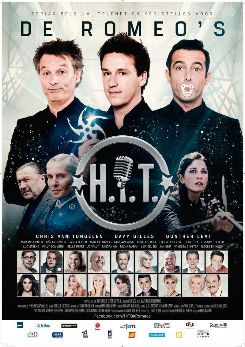 Poster H.I.T. - De Romeo's
