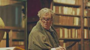 Wim Opbrouck in Isra en het Magische Boek (2016)