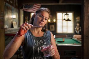 Nathalie Meskens in Bowling Balls (2014)