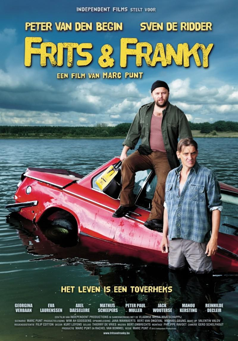 Poster Frits & Franky