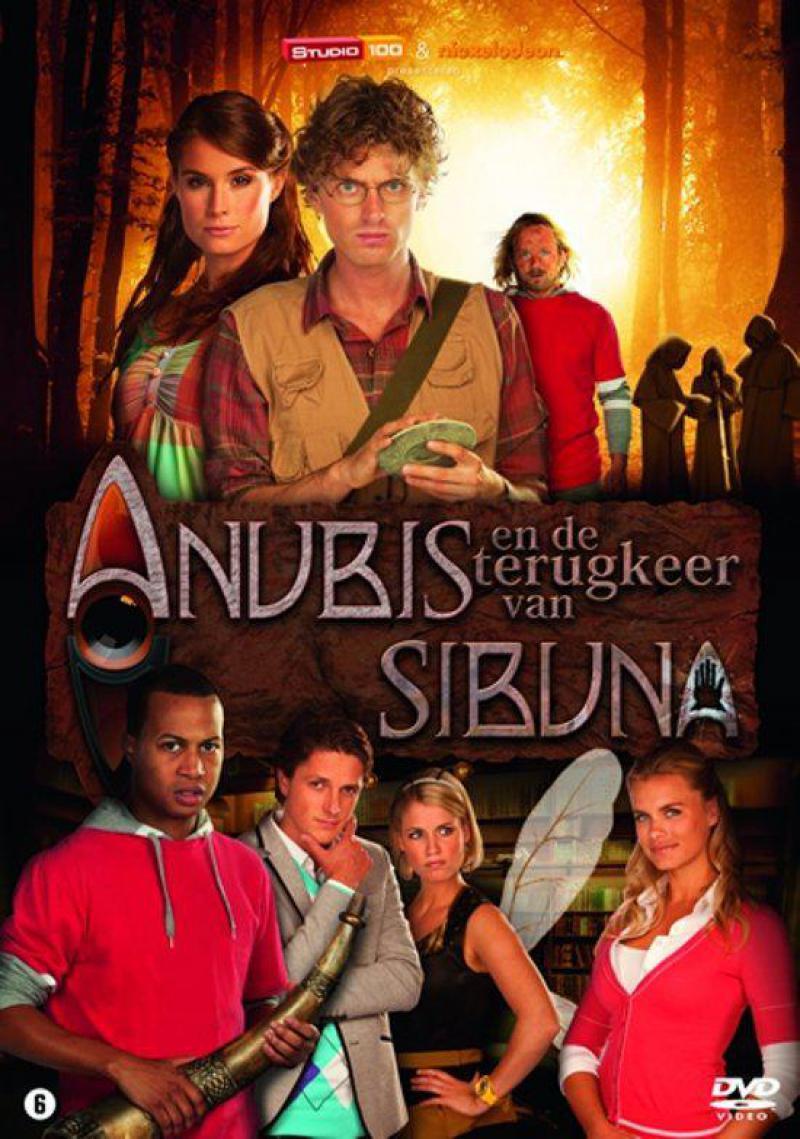 Poster Het huis Anubis en de terugkeer van Sibuna