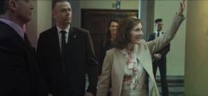 Saskia Reeves in De Premier (2016)