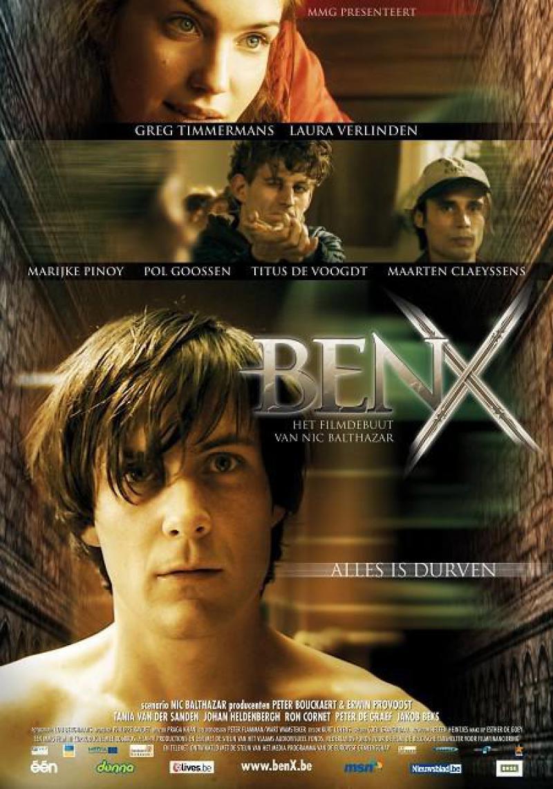 Poster Ben X