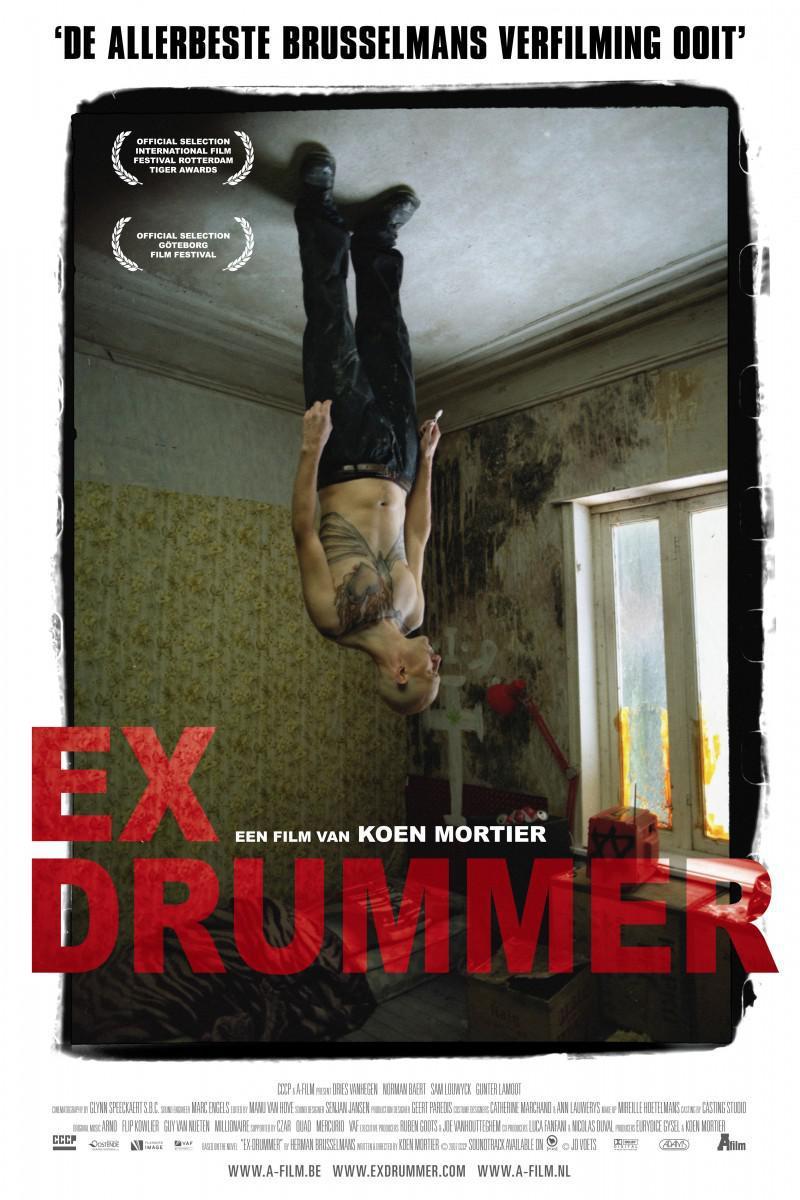 Poster Ex Drummer