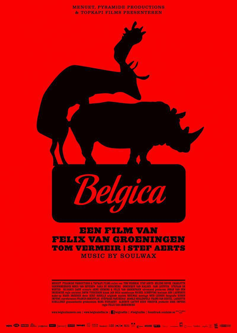 Poster Belgica
