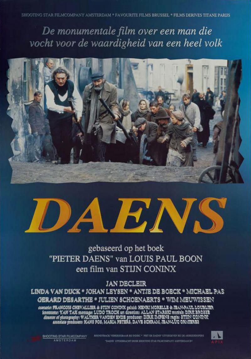 Poster Daens