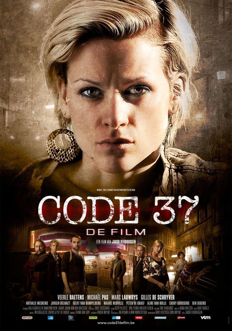 Poster Code 37: De Film