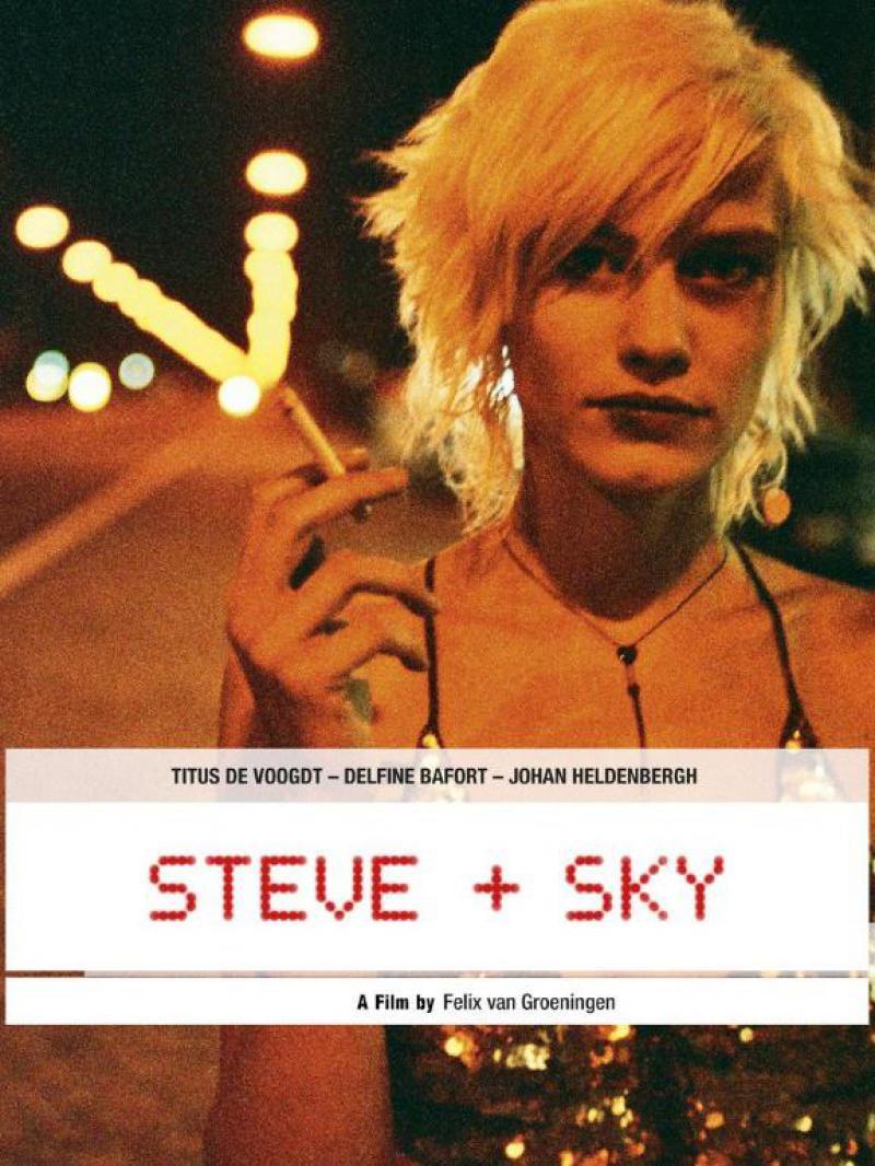 Poster Steve + Sky