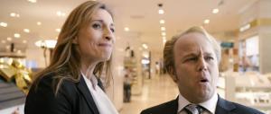 Tania Kloek, Sven De Ridder in Zot van A. (2010)