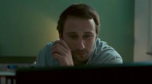 Matthias Schoenaerts in Pulsar (2010)