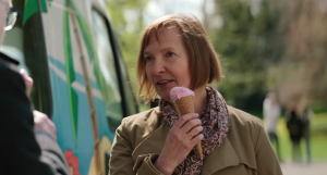 Els Olaerts in Allemaal familie (2017)
