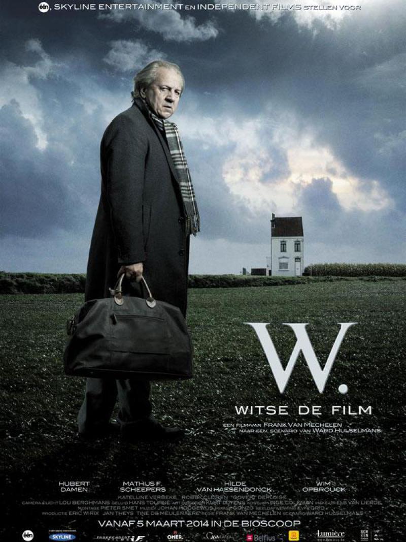 Poster W. - Witse de Film
