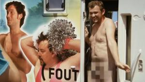 Christophe Stienlet in Foute vrienden de Film (2015)