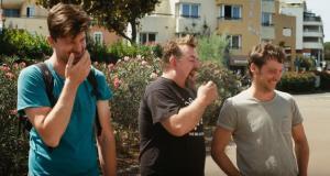 Begijn Le Bleu, Jeron Dewulf, Thomas Smith in Foute vrienden de Film (2015)