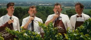 Begijn Le Bleu, Christophe Stienlet, Jeron Dewulf, Thomas Smith in Foute vrienden de Film (2015)