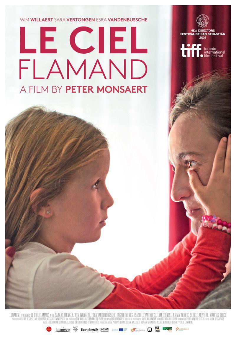 Poster Le Ciel Flamand