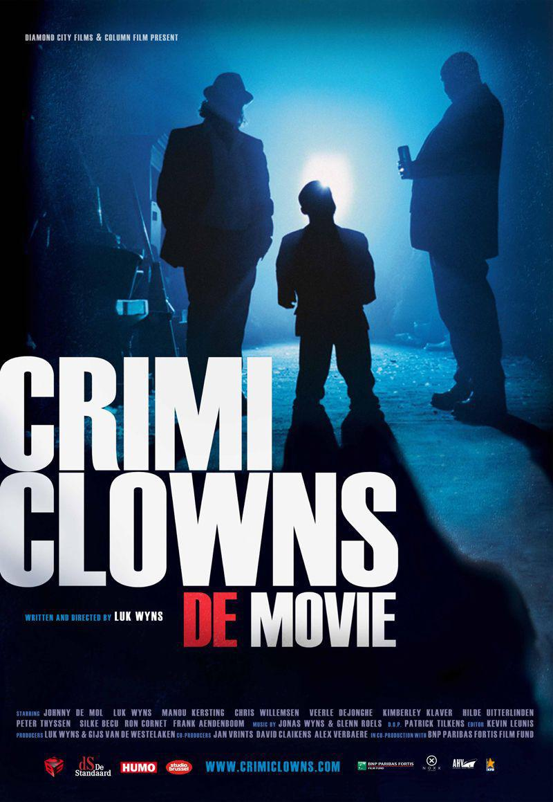 Poster Crimi Clowns: De Movie