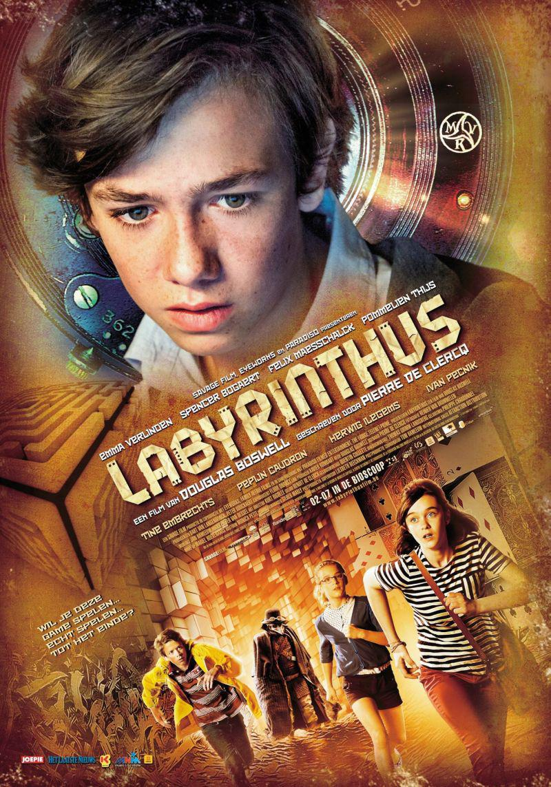 Poster Labyrinthus
