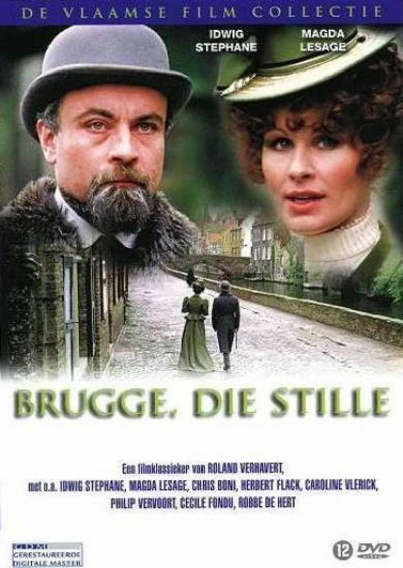 Poster Brugge, die stille