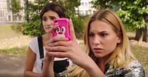 Liandra Sadzo, Angela Jakaj in D5R, de Film (2017)
