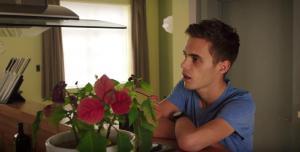 Sander Provost in D5R, de Film (2017)